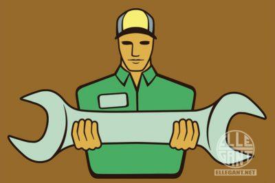 Job-MechanicSpanner