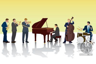 Music-BandWHT